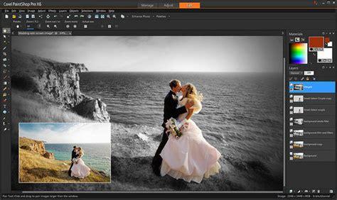 tutorial photoshop x6 corel launches paintshop pro x6 with 64 bit support new