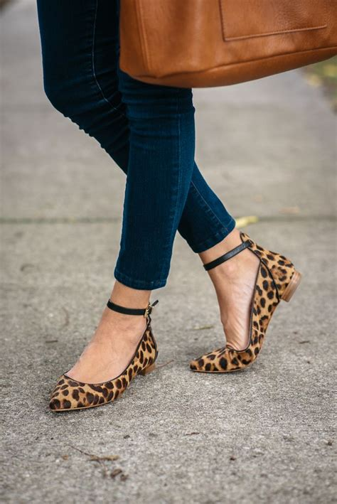 animal print flat shoes 9 pair of shoes every college must leopard