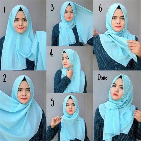 simple hijab tutorial   android apk