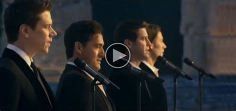 il divo amazing grace their performance of amazing grace will give you chills wow