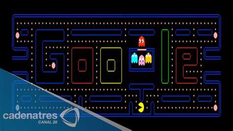 pacman jugar ahora puedes jugar pacman en maps