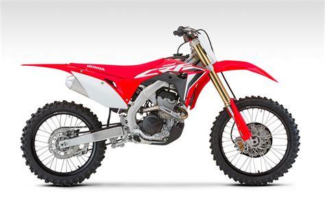 2020 Honda Dirt Bikes by 2020 Honda Dirt Bikes Revealed