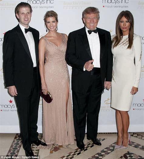 trump family photos cringeworthy facts about ivanka trump jared kushner s