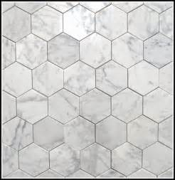 white marble hexagon floor tile tiles home design