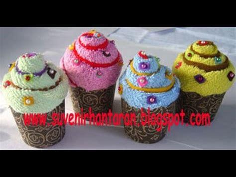 video membuat cupcake tutorial souvenir dari handuk membuat souvenir nikah