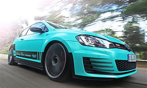 Auto Folieren Kosten Polo by Folierung F 252 R Den Vw Golf 7 Car Wrapping Tuner