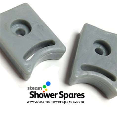Shower Door Stop Shower Door Stops Shower Wheel Stoppers
