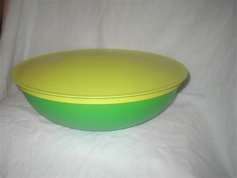 Compact Bowl High 2pcs Tupperware buy tupperware chic dining large serving bowl 15 cup3 5 l empathkitchene