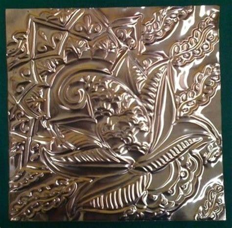copper sheet craft ideas art projects on behance