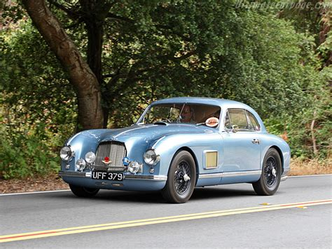 Aston Martin Db2 by Aston Martin Db2 Coupe High Resolution Image 1 Of 6