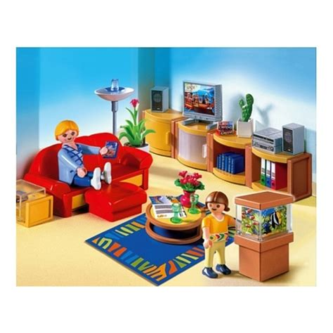 playmobil living room playmobil pinterest