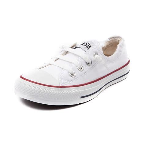 shoreline sneaker womens converse all shoreline sneaker in white shi