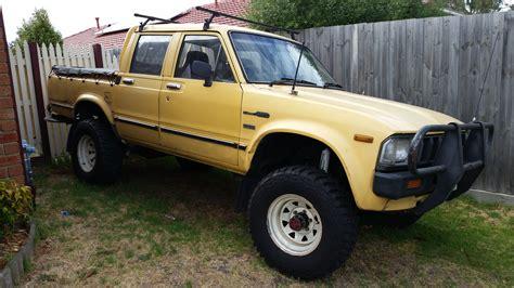 toyota 4x4 parts 1983 toyota ln46 4x4 dual cab hilux