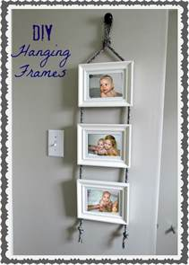 hanging picture frames ideas diy hanging frames tutorial east coast creative blog
