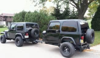 jeep wrangler cer trailer tj yj fishing