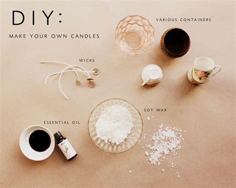 Diy Handmade - diy handmade soy candles scoutie
