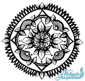 Sunflower Kitchen Ideas mandala shatteredbutterfly