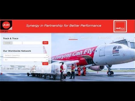 airasia cargo air asia cargo tracking air asia air cargo tracking status