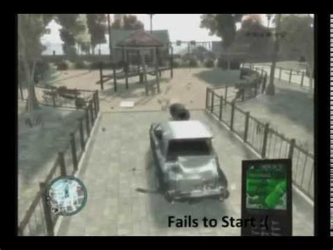 swing set gta 4 grand theft auto iv swing set of doom glitch youtube