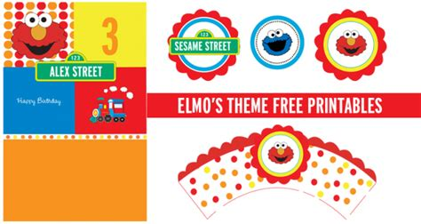 printable birthday cards elmo 15 free birthday printables i heart nap time