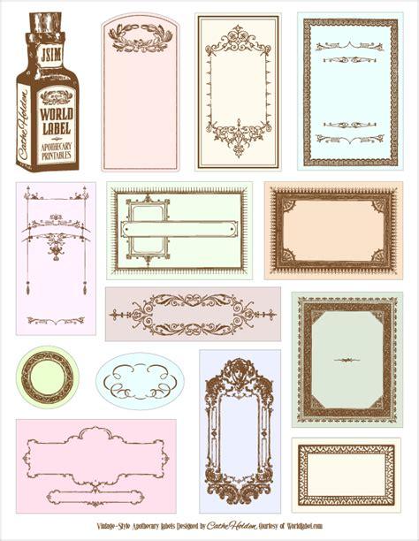 printable old labels lovely labels on pinterest graphics fairy vintage clip