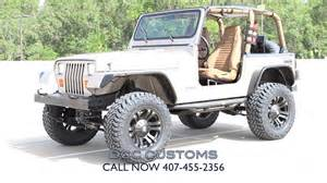 Lifted 94 Jeep Wrangler 94 Yj Wrangler 4 Quot On 33 Rubicon Express Lift Dcc Jeeps