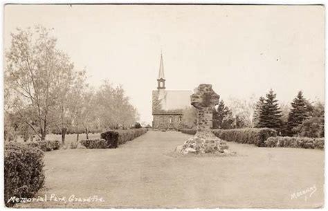 Grand Prairie Memorial Gardens by Postcards For Sale