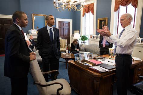 President Office by File Barack Obama And Joe Biden In The Vice President S
