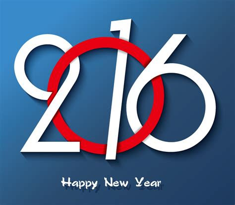 new year vector happy new year 2016 vector free vector graphic
