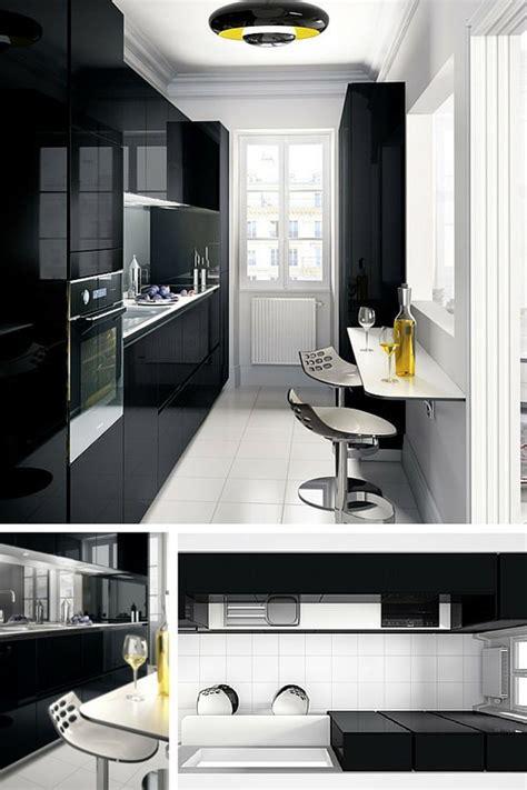 Charmant Plan Amenagement Cuisine 8m2 #3: amenager-petite-cuisine-en-longueur.jpg