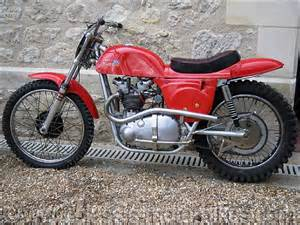 1964 rickman metisse motocross grand prix