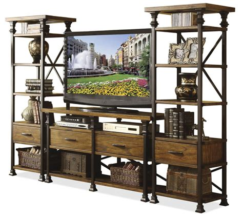 american iron old wrought iron wood tv cabinet living room american country to do the old vintage wrought iron
