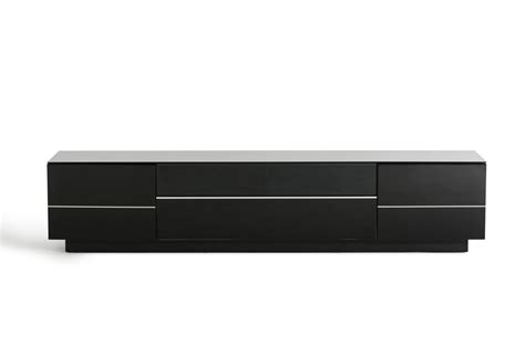 Small Black Lacquer Desk Modrest Caeden Contemporary Black High Gloss Tv Stand