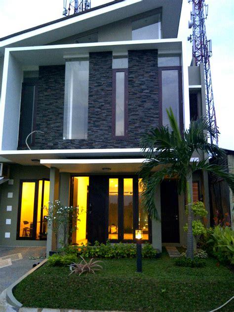rumah dijual d east residence rumah minimalis modern di