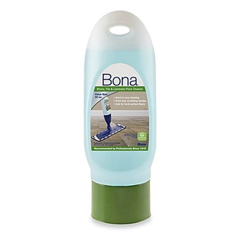 Bona® 33 Ounce Stone, Tile & Laminate Floor Cleaner Refill