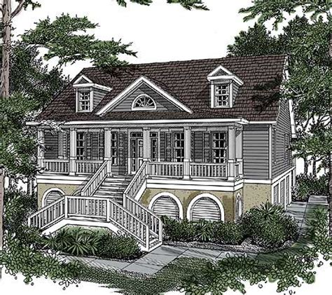 low country house plans e architectural design