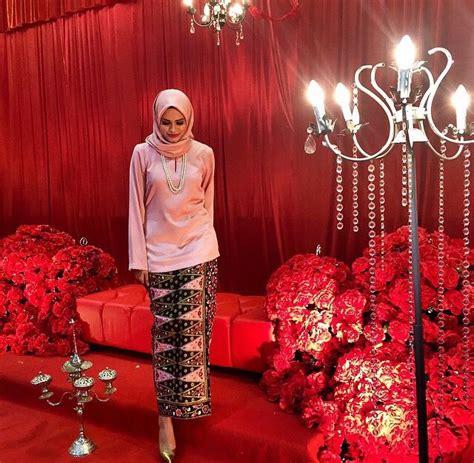 Foto Baju Kurung Kedah 56 best tradisional images on kebaya kebayas and fashion