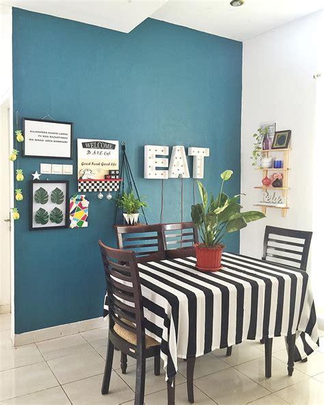 Revolusiner Terbaru Mempercantik Ruang Dapur Ruang Tamu Kamar Bantalan 32 desain ruang makan minimalis sederhana terbaru 2018
