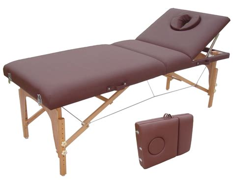 massaging bed portable massage bed with adjustable backrest mt 009 2