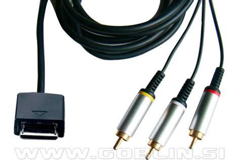 Kabel Data Psp Go psp go kompozitni kabel