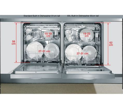 buy miele gscvi xxl full size fully integrated dishwasher  delivery currys