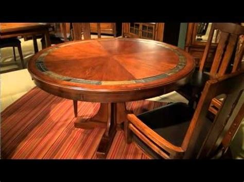 craftsman  dining tables