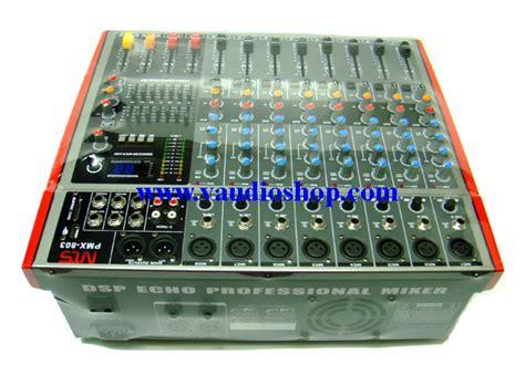 Power Mixer Audio Protea Pmx 12 Usb power mixer nts pmx 803 usb 4785275