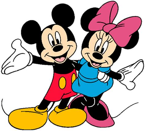 Boneka Micky Minnie Mouse mickey and friends clipart 62