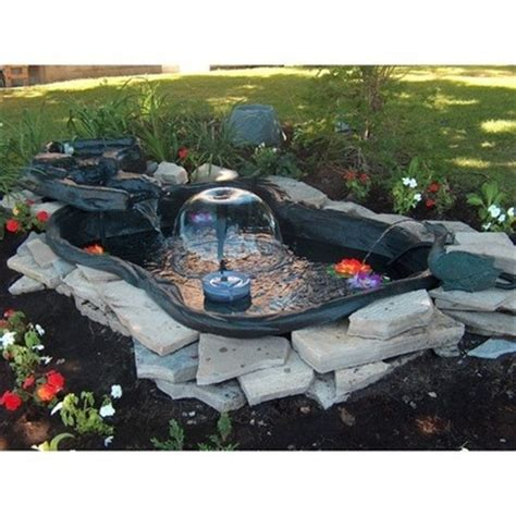 Backyard Fish Pond Kits by Earth Alone Earthrise Book 1 And