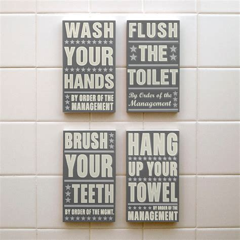 wall decor for bathroom ideas kids bathroom wall decor ideas awesome kids bathroom