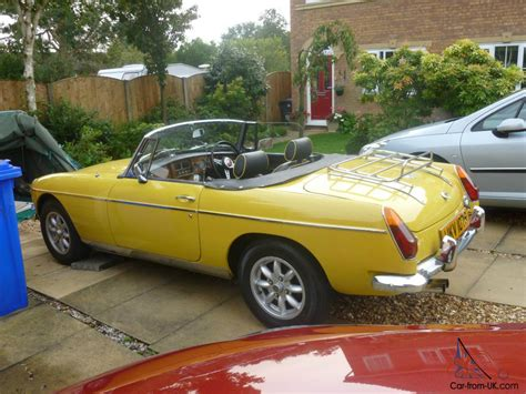 Mgb Boot Rack For Sale by Mgb Roadster 1977