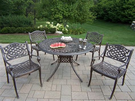 Metal Patio Furniture Clearance Amazing Outdoor Patio Set Clearance And Metal Furniture Metal Patio Sets Metal Garden Furniture