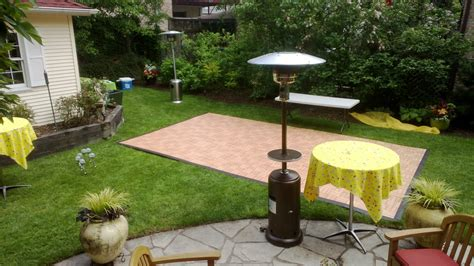 backyard dance floor ideas chicagoland dance floor rental