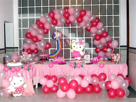 imagenes de hello kitty fiestas infantiles muyameno com fiestas infantiles hello kitty parte 1